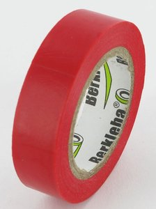 Isolierband Rot, 15mm x 10Mtr.
