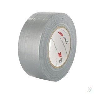 Duct-Tape Silber dünn 3M 50mm x 50 mtr.