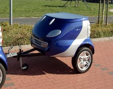 Smartly I Smart Anhänger (model 1999-2007)