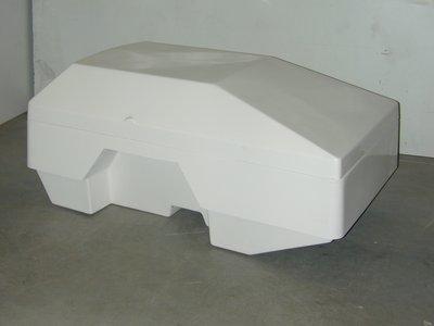 TM350 Polyester Behälter und Deckel