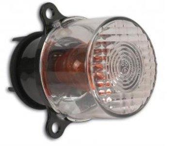 Rückleuchte LED-Ring 98mm Rückleuchte - Bremsleuchte Klarglas