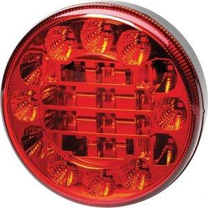 Hella ø 95 mm Rücklicht  und Bremsleuchte LED Li+Re.